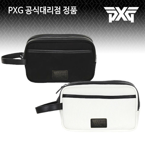 PXG 정품 Canvas Pouch 캔버스 파우치