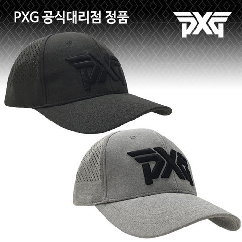 PXG 정품 Perforated Jersey 모자 (2Color)